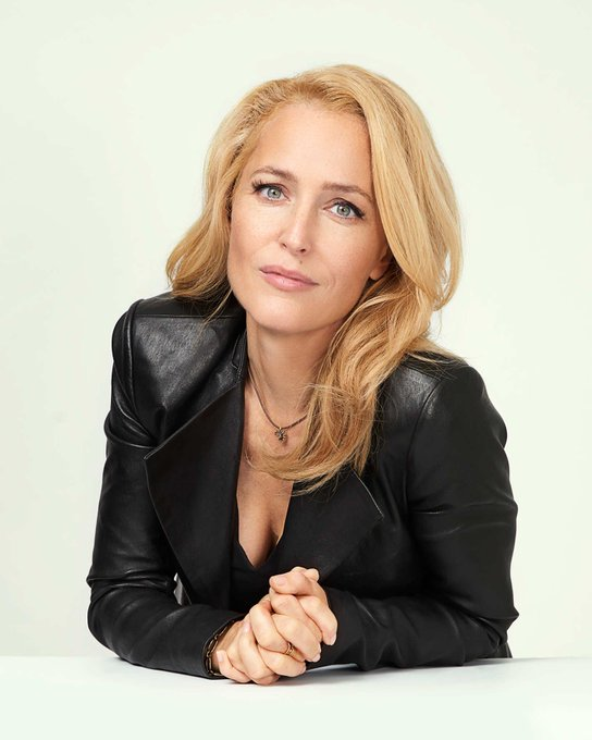 Happy birthday to the legendary Gillian Anderson