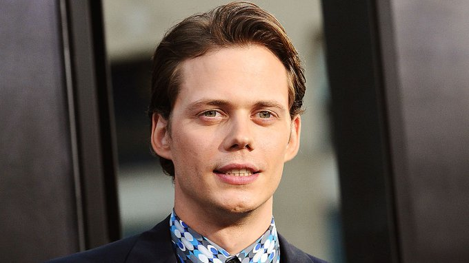 Happy Birthday to the one and only Bill Skarsgard!!!