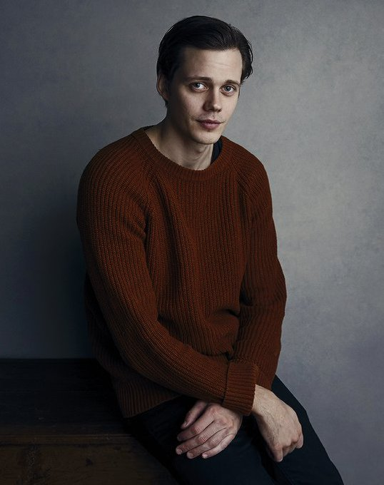 Happy Birthday BILL SKARSGARD.