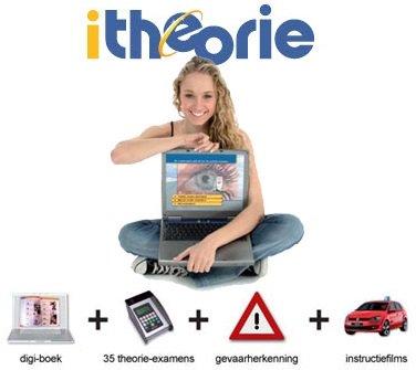 test Twitter Media - iTheorie is een complete theorie opleiding; een digitaal theorieboek, 35 theorie-examens, lesfilms mbt gevaarherkenning en instructiefilms voor je praktijkles.  Bij aanmelding voor een praktijk compact opleiding, nu € 30,= korting op dit iTheorie pakket! https://t.co/t6zPrLeo12