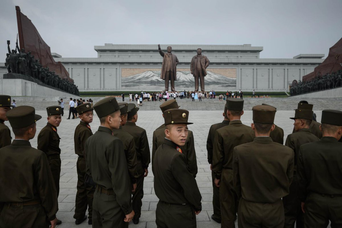 North Korea says its war with the U.S. is over, but wants peace before giving up nukes