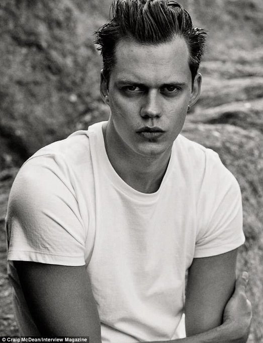 Happy Birthday Bill Skarsgard!