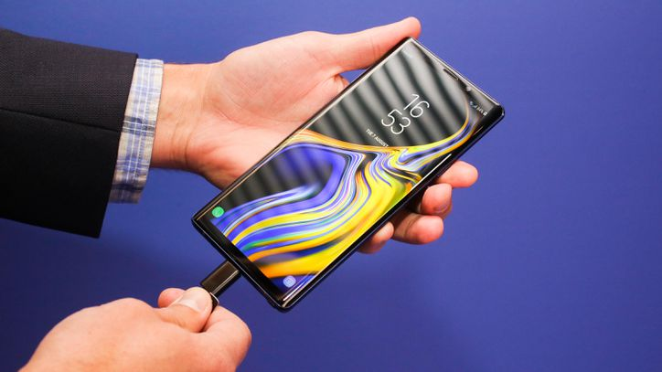 Galaxy Note 9 specs vs. iPhone X, Pixel 2 XL and LG V35 ThinQ...