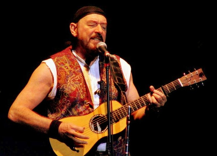 Happy Birthday to Ian Anderson from Jethro Tull!