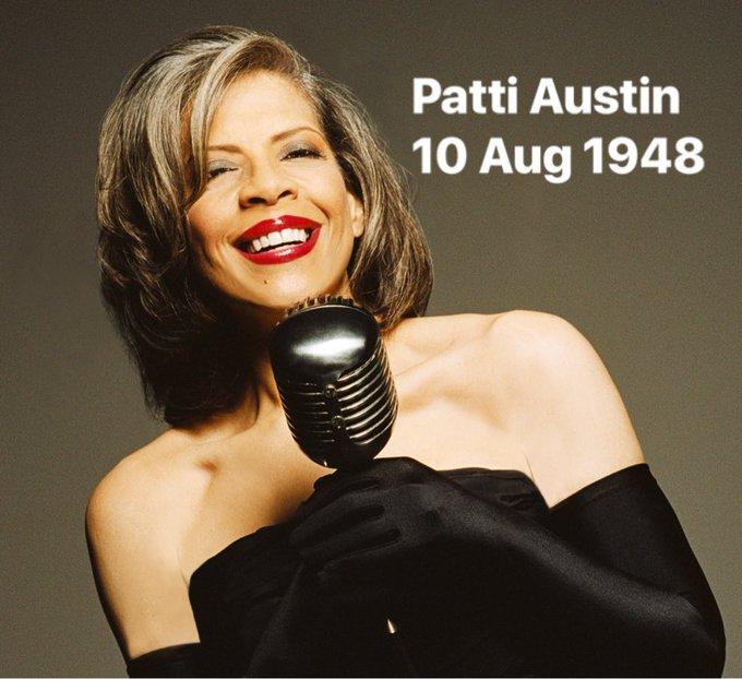 Happy Birthday Patti Austin