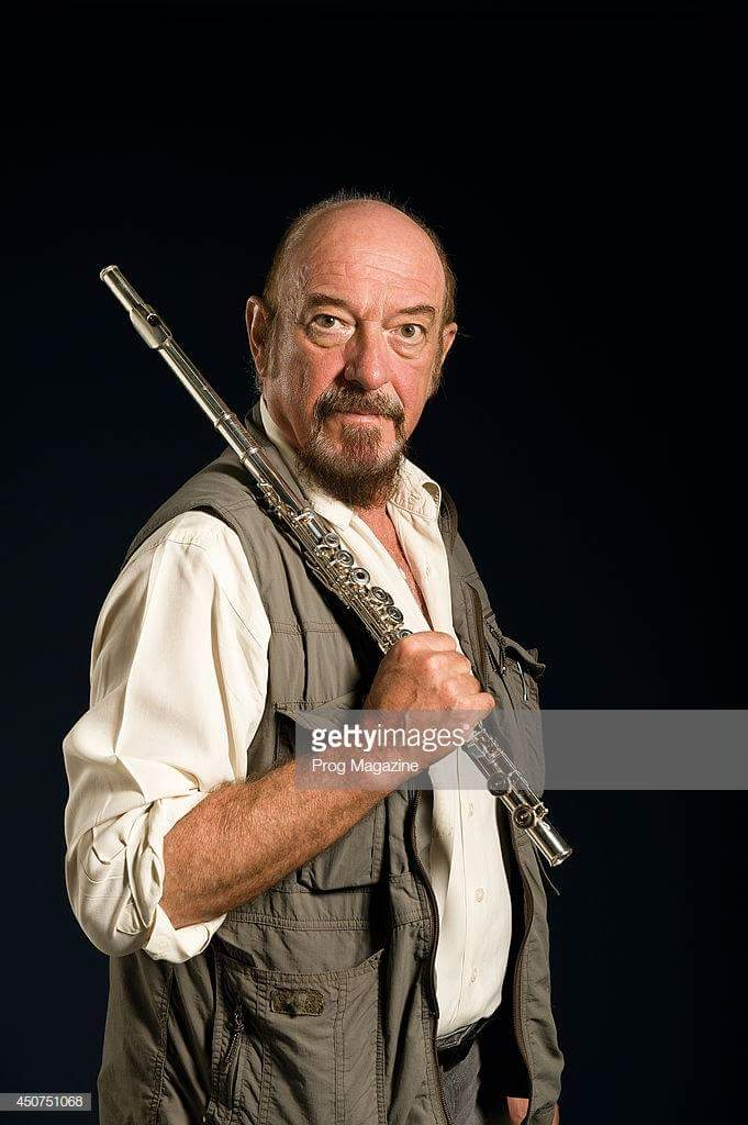Ian Anderson, MBE (Jethro Tull) Birth 1947.8.10 Happy Birthday