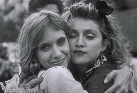 Happy birthday, Rosanna!!            madonna
