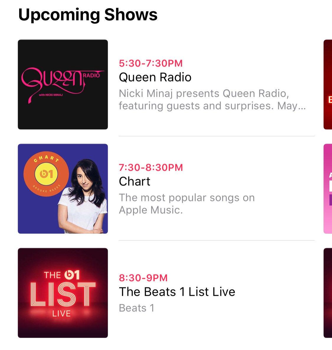 #QueenRadio