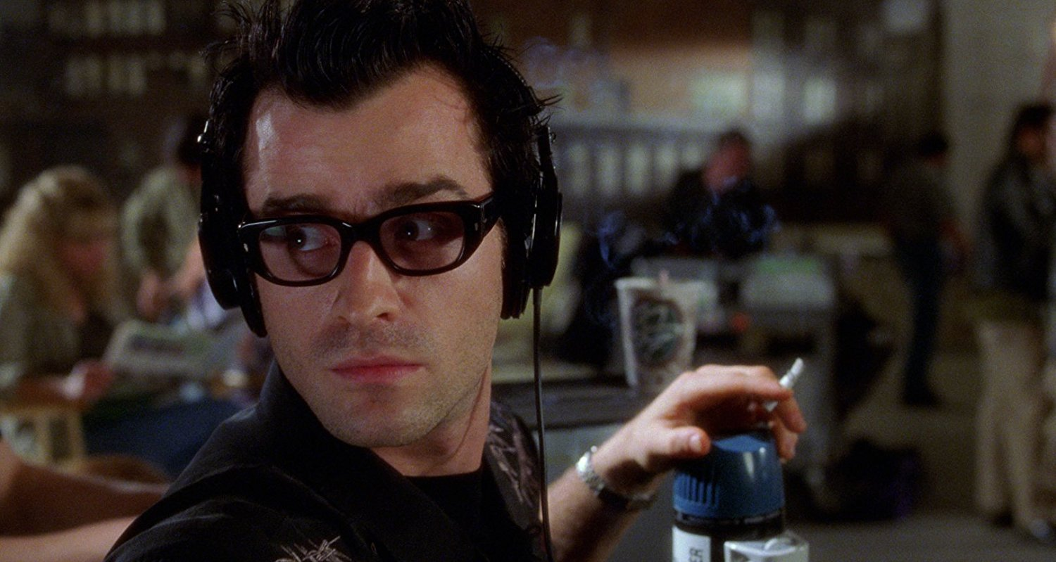 Happy Birthday to Justin Theroux!