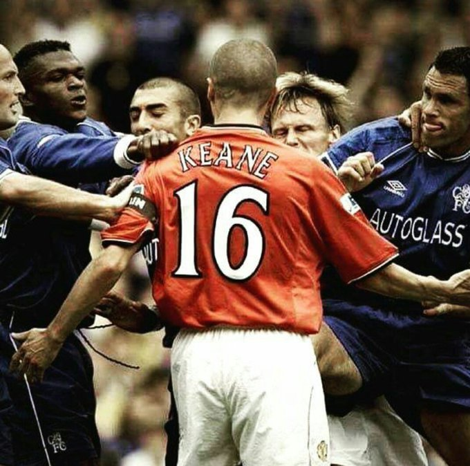 Happy birthday to one of the greatest player\s and captain\s we have ever had. Roy Keane