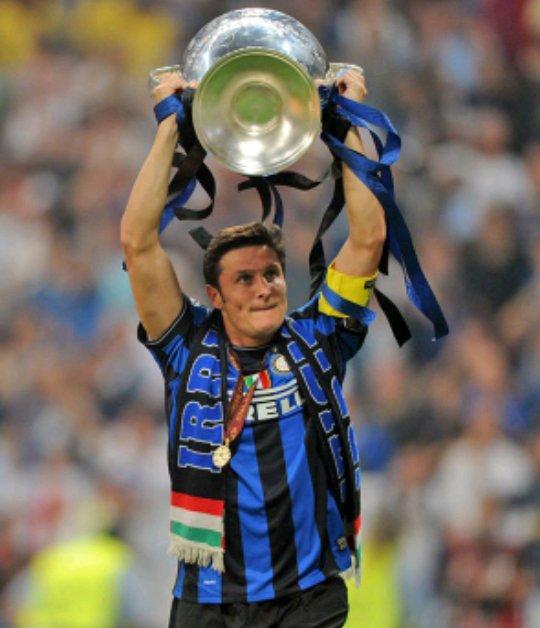 Happy Birthday To Inter Legend Javier Zanetti 45 Today