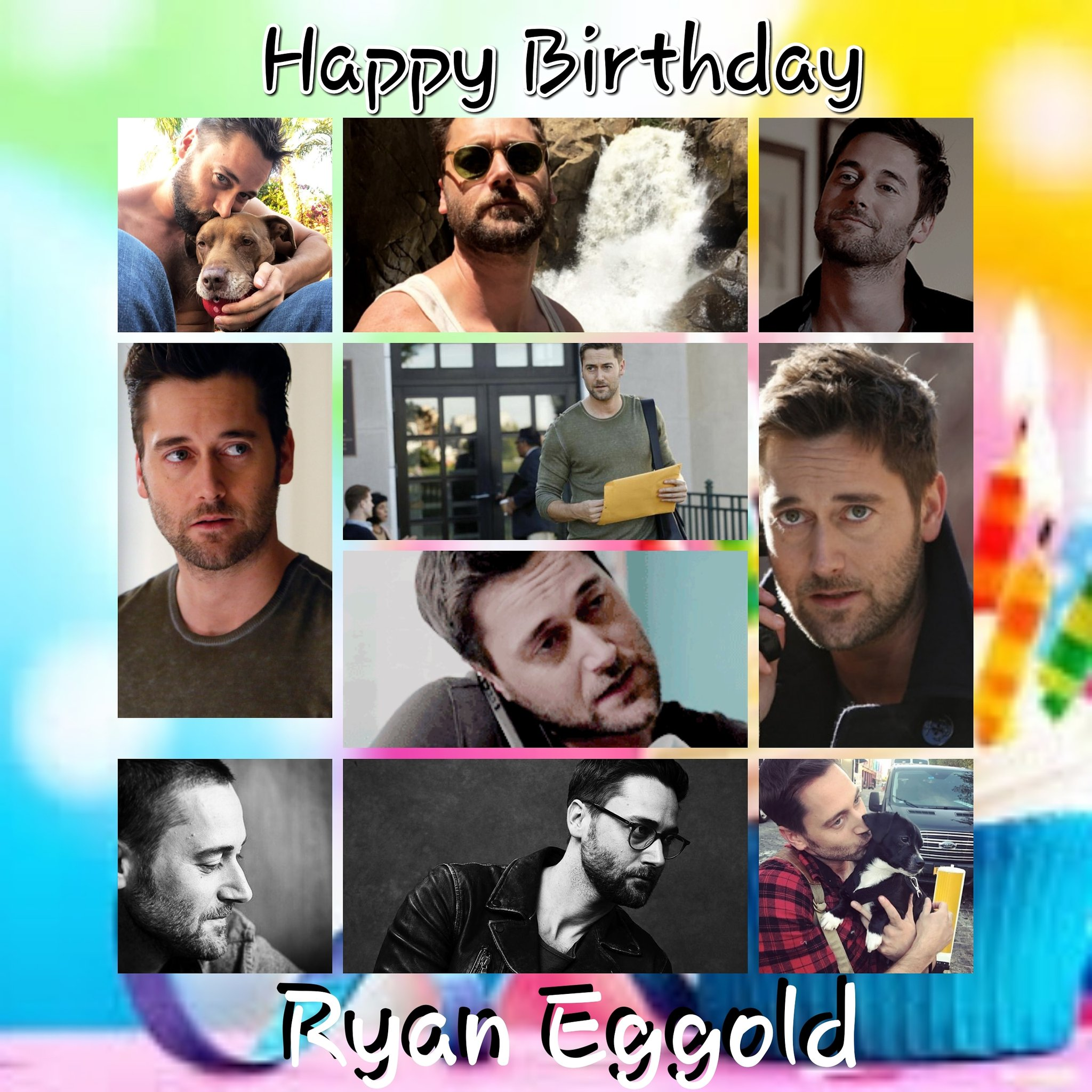 Happy birthday Ryan Eggold