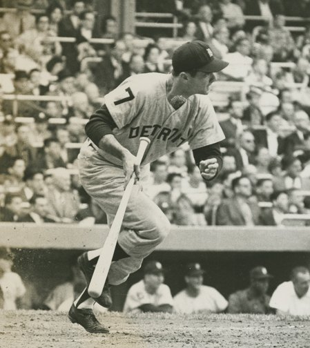Happy 85th birthday to my All-Time All-time ....Rocky Colavito...Don\t knock the Rock !
