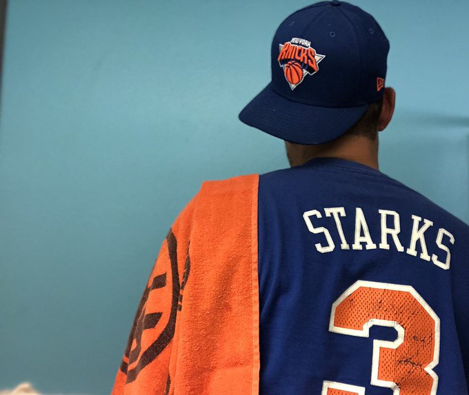 Happy birthday John Starks!!!!!!