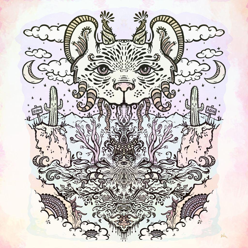 Super psychedelic. Love it.  https://t.co/BZXoSD4hRd https://t.co/qMwlReInc2