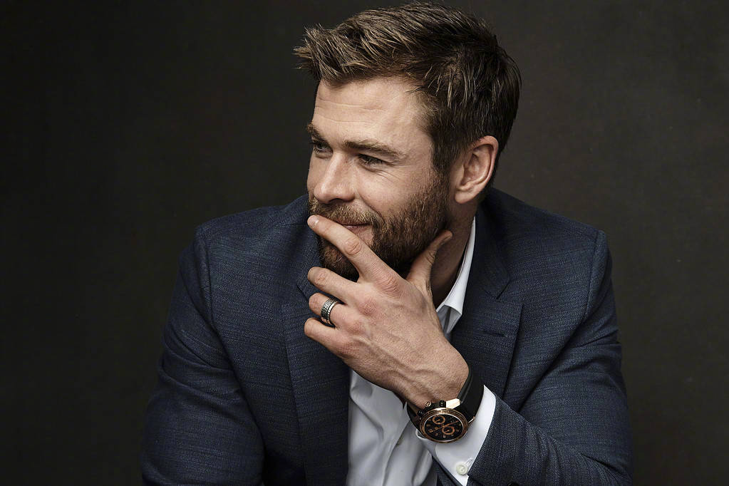 Happy Birthday Chris Hemsworth! Forever our Thor
