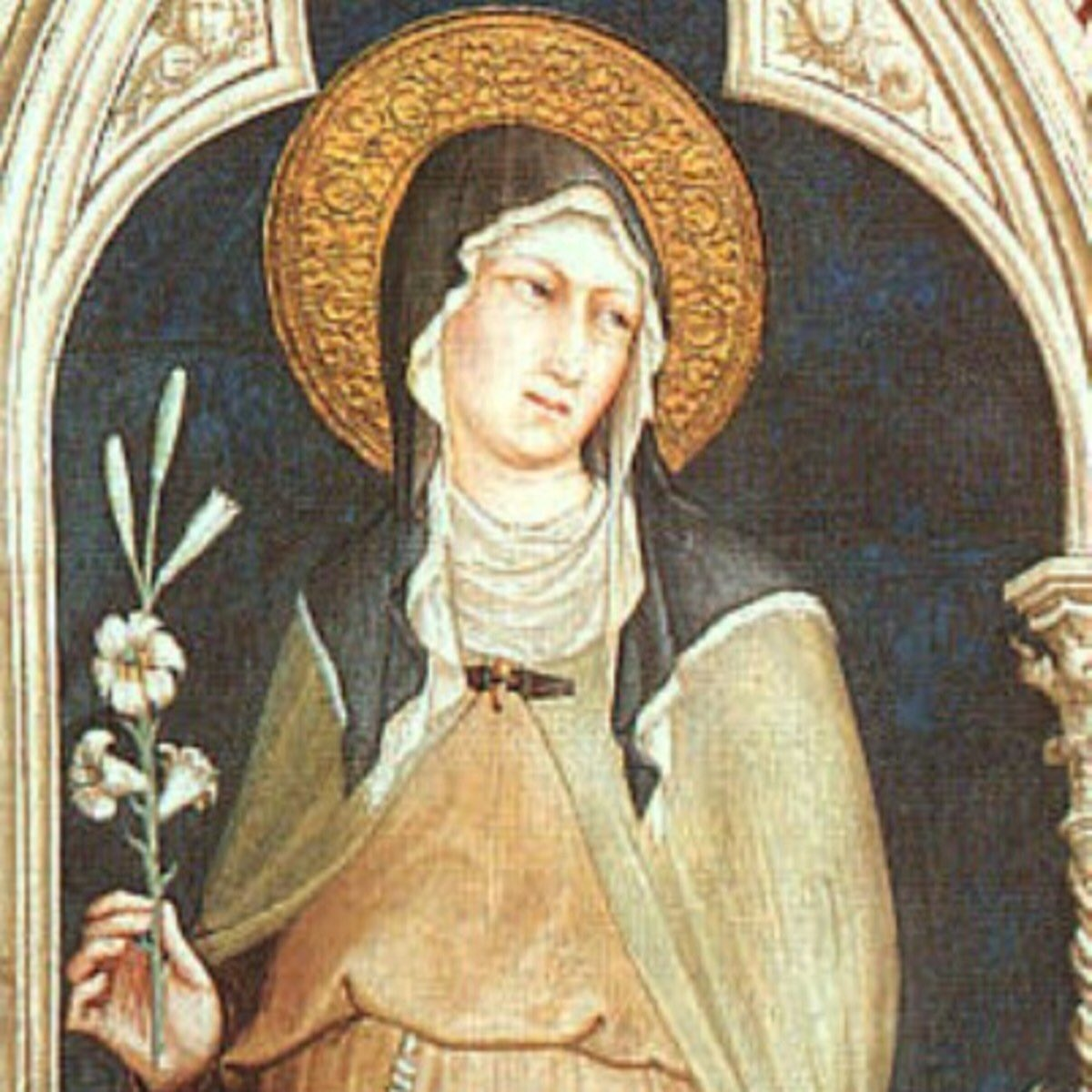 test Twitter Media - Today is the Feast of St. Clare - happy Feastday to everyone called Clare. (I can think of a special few!) Please pray for all Poor Clares Sisters and check out the beautiful letter to Blessed Agnes of Prague she wrote in today's Office of Readings: https://t.co/YWvaEsvKgq… https://t.co/3CfswaIWxw