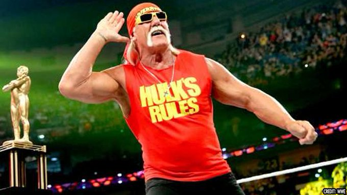 Happy BirthDay  Hulk Hogan 65th Birthday  SANADA Ishii