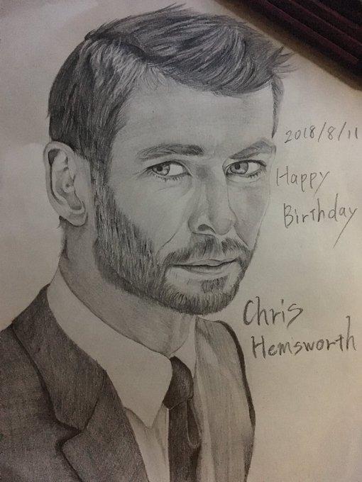 chris hemsworth      Happy Birthday