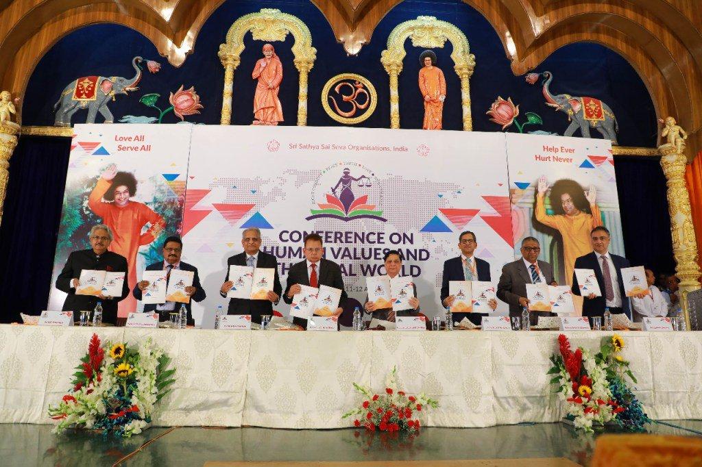 Day 1 Jurist Conference @ PrasanthiNilayam