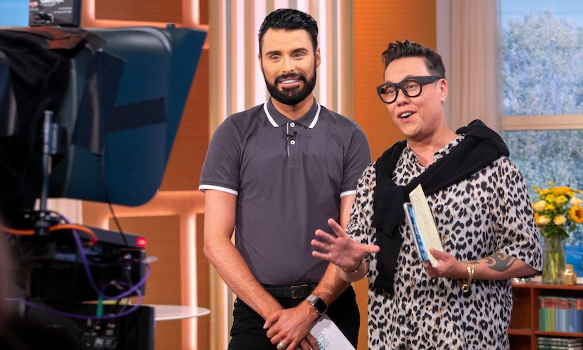 There was an incredibly special moment on This Morning this week - did you notice?