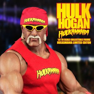 Happy 65th birthday to the Immortal Hulk Hogan! - we want to see you back in the WWE!!