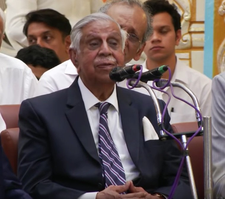 """#JuristConference on Human Values & the Legal World, 11 Aug 2018: """"One shining beauty of this institution, the culture of great unity established here can outshine every defect in this country"""" Justice M. N. Venkatachaliah @ssssoindia"""