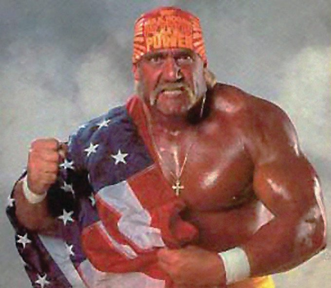 Happy Birthday to Hulk Hogan !!