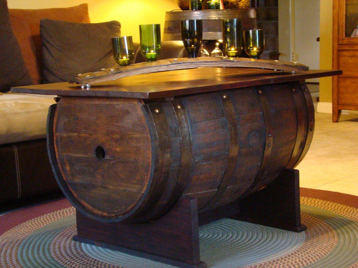 test Twitter Media - RT @winewankers: #wine barrel #coffee tables - which one is best? https://t.co/kI93PNuLTD