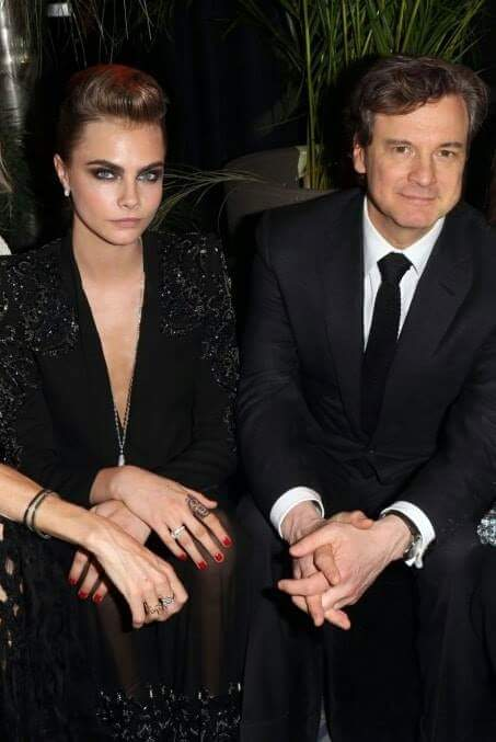 COLIN FIRTH ADDICTED HAPPY BIRTHDAY, CARA DELEVINGNE ^^