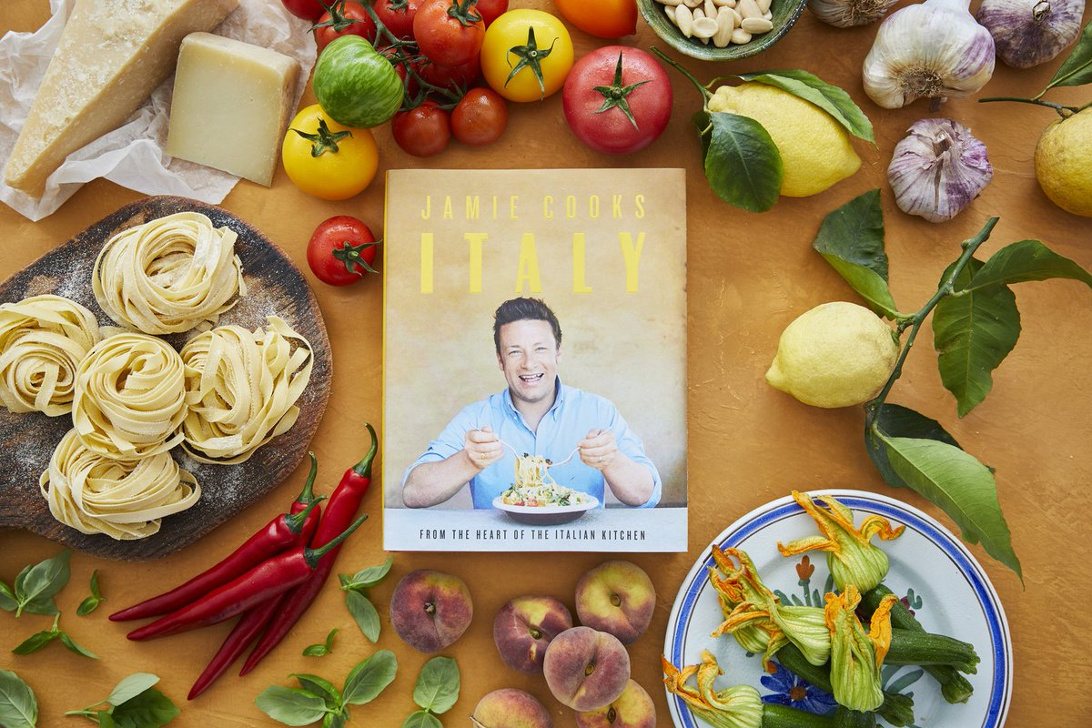 ???????? EXCLUSIVE #JAMIECOOKSITALY RECIPES????????   Check out ALL 10 recipes below... ⬇️ https://t.co/2xi4la2Nzj https://t.co/iidpvSLFIc