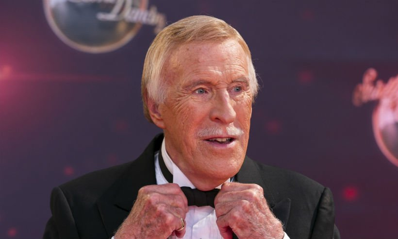 A poignant tribute has been planned for late @strictly star Bruce Forsyth...