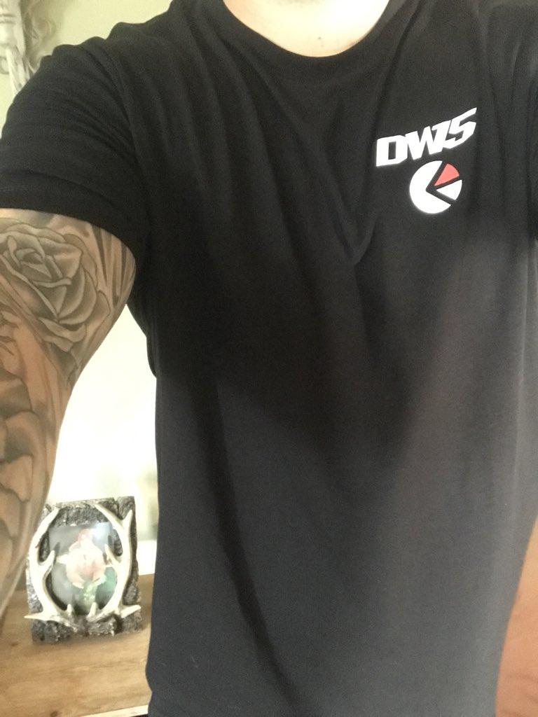 RT @Smueller28: @DeanWilson15 got my sick new shirt!! https://t.co/ZZFUSdF4Bk