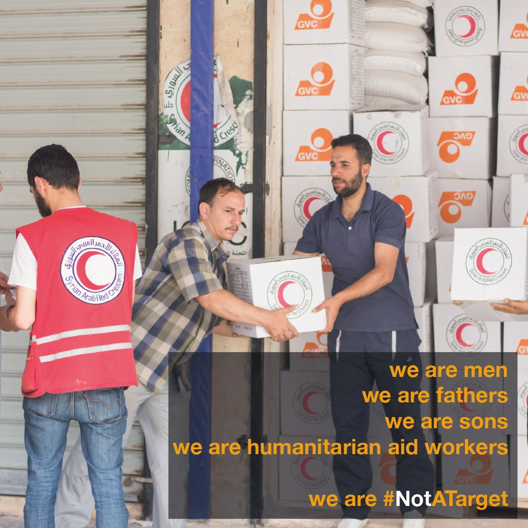 #WorldHumanitarianDay