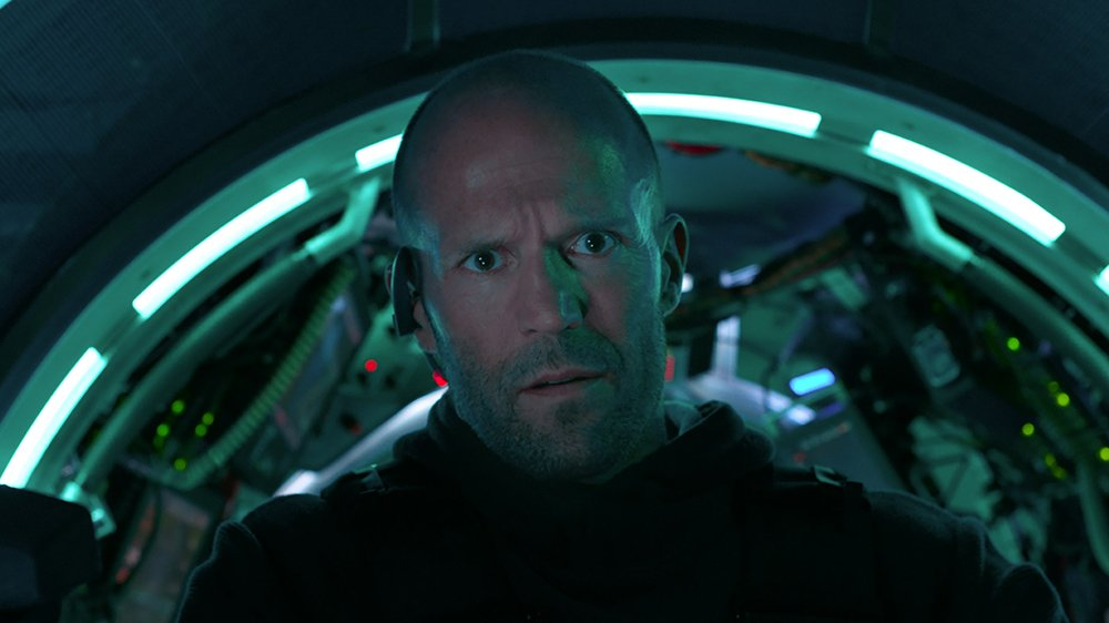 TheMeg debuted to $44.5 million this weekend. Read our review: