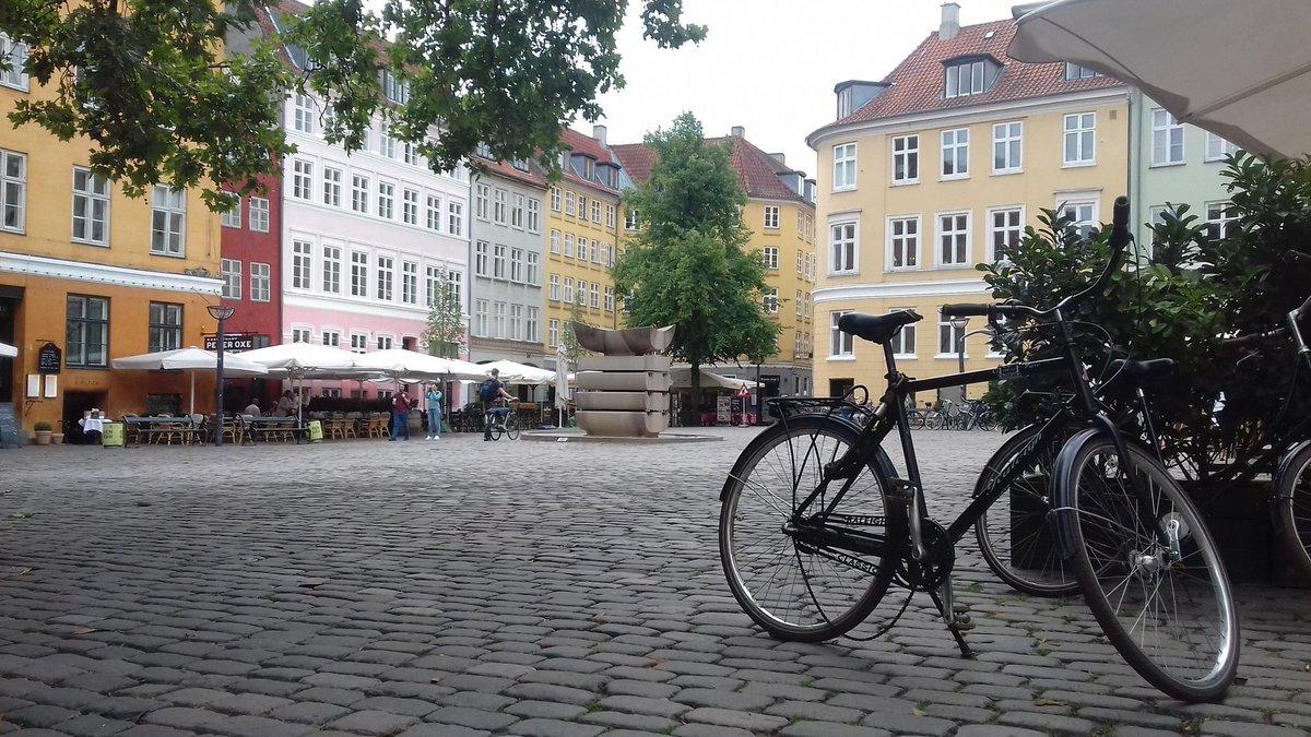 Visite de Copenhague, une des villes les plus vélo-adaptées du monde !