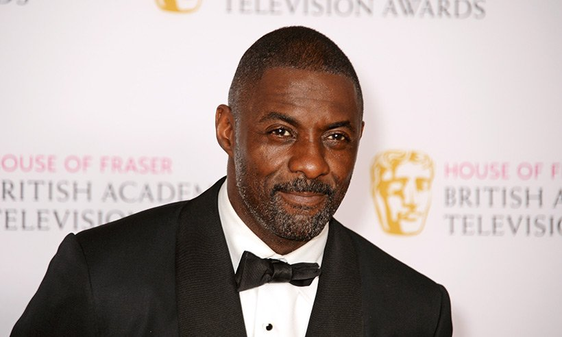 Would you like to see @idriselba as the new James Bond?!