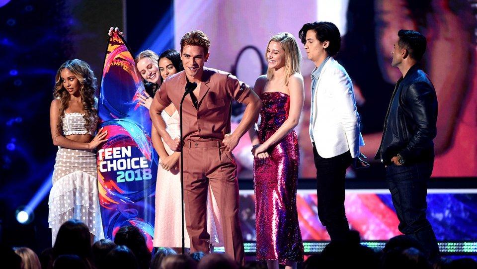 TeenChoice Awards: Updating live: Winners