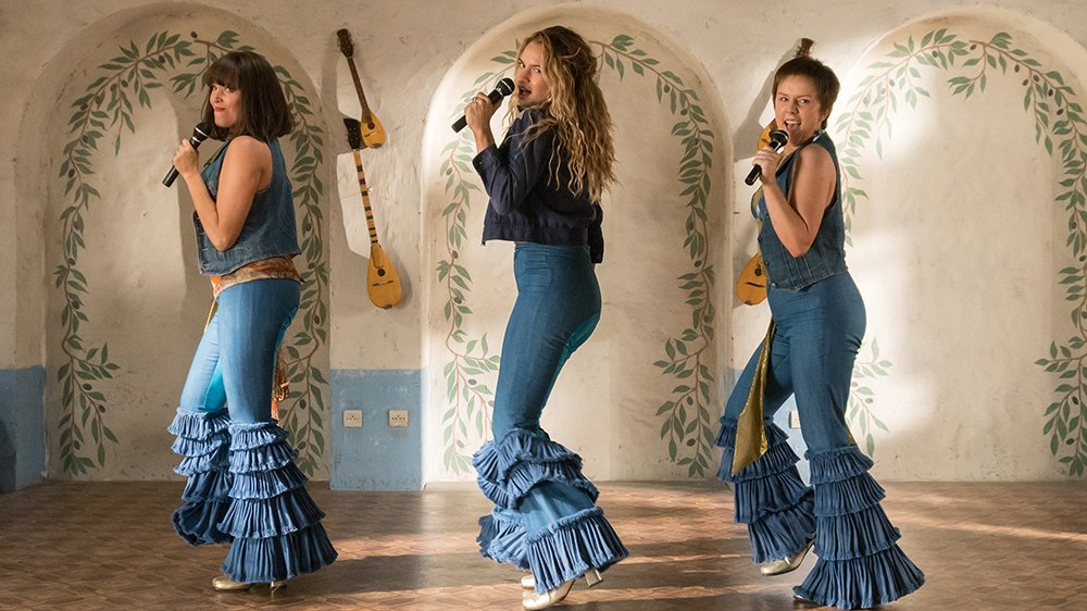 MammaMia2 crossed $100 million domestically at the box office this weekend
