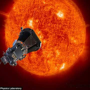 test Twitter Media - The mission of the Parker Probe to the Sun is awesome! It reminds us of the vast and marvellous universe we inhabit. Yet think of the even deeper universe within the heart of each human person. Today gratias agamus .. let's thank and praise our fantastic loving Creator-God! https://t.co/OWwuueHLNt