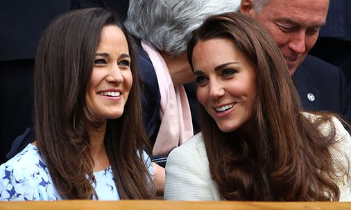 Find out how Duchess Kate is helping sister Pippa Middleton through her first pregnancy: