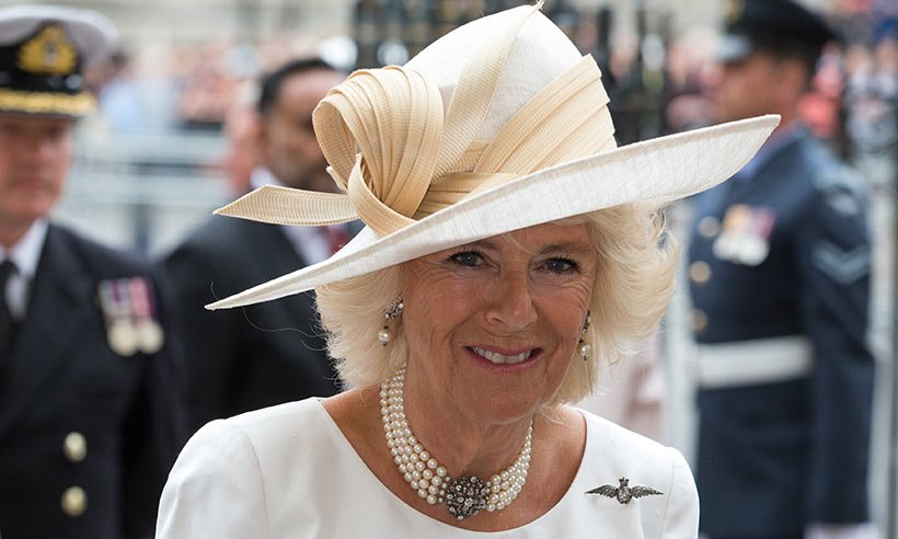 The surprisingly stylish high heels that cure The Duchess of Cornwall's bunion problem