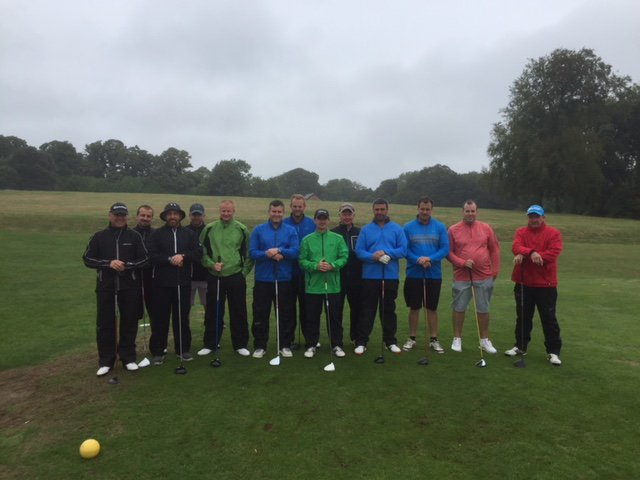 test Twitter Media - @AshburnhamGolf We Welcomed this brave Society over the weekend! 🏌️♂️  Despite the rain they were in fantastic spirits and enjoyed their round with us! ⛳️  Book yours on; T: 01446 781781 Opt1  E: sales@cottrellpark.com https://t.co/epyvIzbf6W