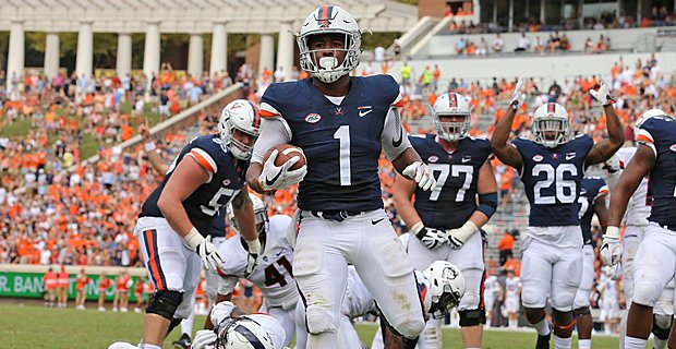 41 #UVA players earn their jersey numbers for the 2018 season … https://t.co/QKanWXpcMA https://t.co/U0vNMdupYd