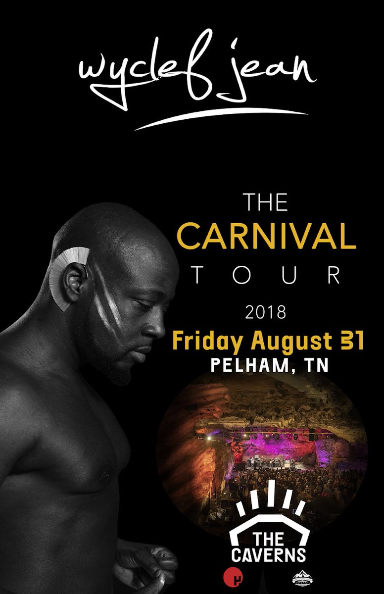 Warriors get ready to catch The Carnival Tour... in a CAVE !! Get your tickets at https://t.co/xKp5O9IzLf https://t.co/KK7QnVF3tD