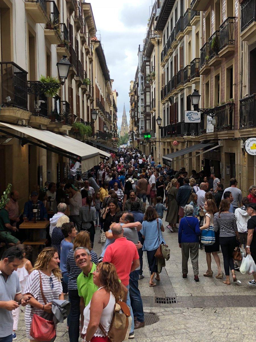 Hello San Sebastián! #Spain https://t.co/4uan4B4Tvt