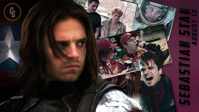 Happy Birthday to Sebastian Stan! We\re with you \til the end of the line.