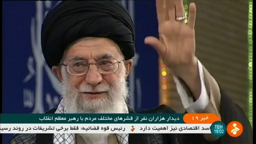 No talks but no war either says Iran's Khamenei