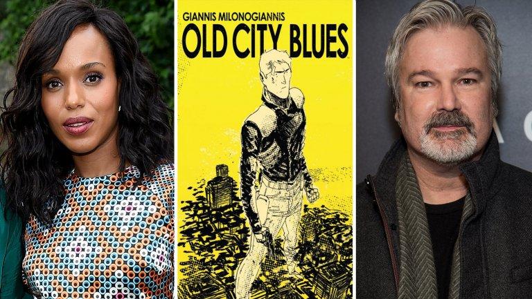 Exclusive: @KerryWashington to Star, Produce Hulu Drama 'Old City Blues'