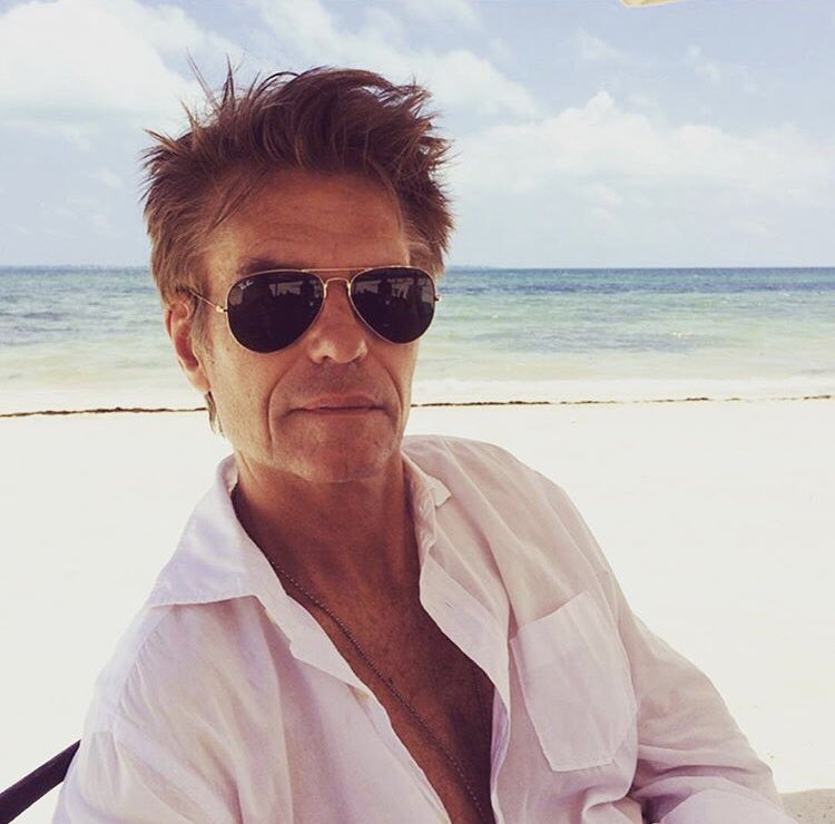 My #Mcm #ManCrushMonday #HarryHamlin ❤️ forever stud. https://t.co/kkdyrh7DzW